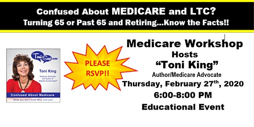 Medicare Workshop-Spring Creek-Katy-Feb27