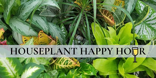 Houseplant Happy Hour