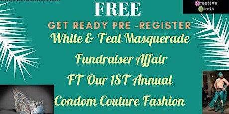 1st Annual Fashion Show A White & Teal Affair tickets