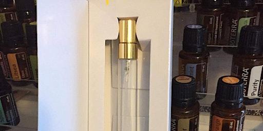 Make and take; Colonge and perfume