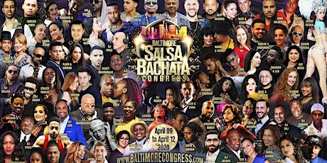 Baltimore Salsa & Bachata Congress with The MOB tickets