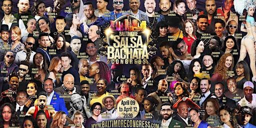 Baltimore Salsa & Bachata Congress with The MOB