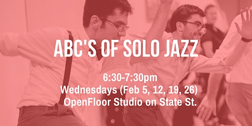 ABC's of Solo Jazz, cont'd