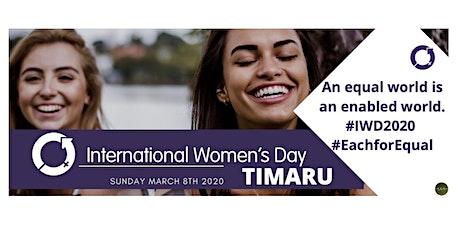 International Women's Day-TIMARU tickets