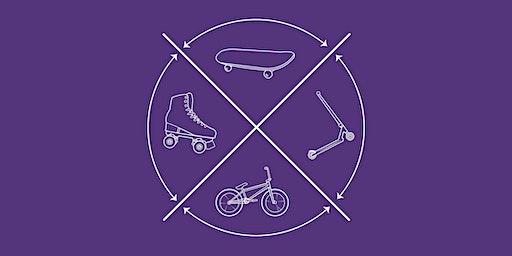 International Women's Day Skate