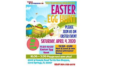 Meet & Greet Easter Bunny tickets