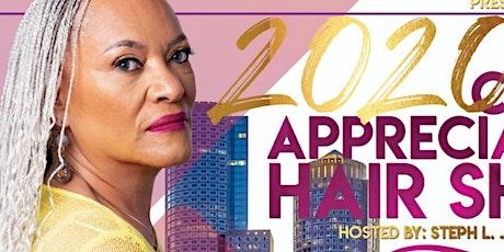 2020 Client Appreciation Hair Show tickets