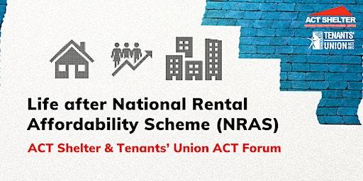 Life after National Rental Affordability Scheme (NRAS)