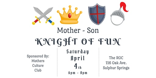 Mother Son Knight of Fun