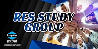 POSTPONED TILL FURTHER NOTICE> PropNex Study Group (20 Feb, Paper 2)