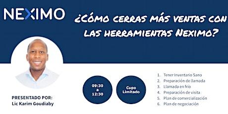 Presentacion Modelo Inmobiliario Neximo  - QRO boletos
