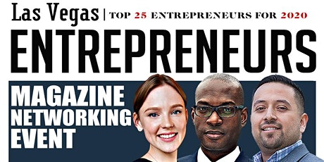 LAS VEGAS ENTREPRENEURS MAGAZINE 3RD ISSUE RELEASE CELEBRATION  tickets
