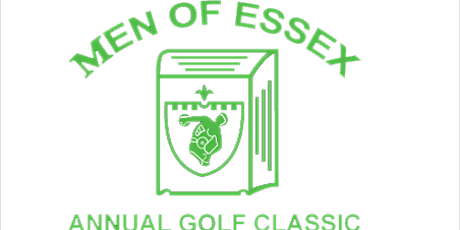 The 60th ANNUAL MEN OF ESSEX GOLF CLASSIC tickets