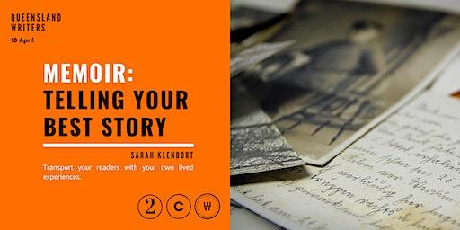 Memoir: Telling Your Best Story with Sarah Klenbort