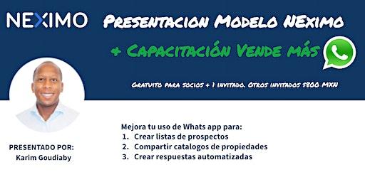 Entrenamiento Inmobiliario CVA - Vender mas con Whats APP