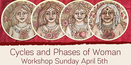 Cycles and Phases of Woman tickets