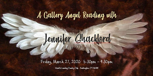 Buffet Dinner followed by a Gallery Angel Reading with Jennifer Shackford