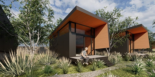 Prefab 21: A prototype for a prefabricated tiny home in the 21st century
