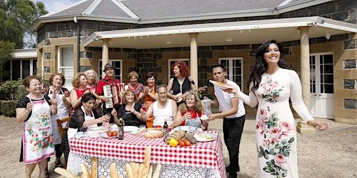 Lydia Schiavello: inLydia's Kitchen, March 5th