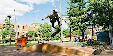Pop-up Skate Park- DATE PENDING tickets