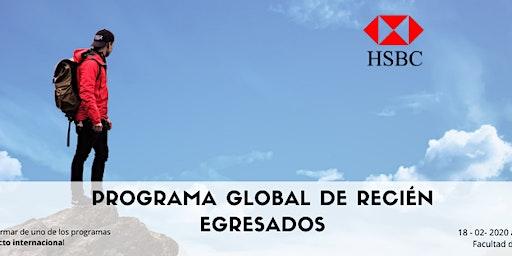 Programa Global de Recién Egresados HSBC