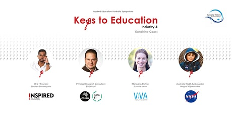 Keys to Education - Industry 4 (Sunshine Coast) tickets
