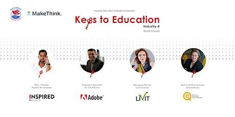 Keys to Education - Industry 4 (Gold Coast) tickets