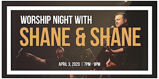 Worship Night with Shane & Shane
