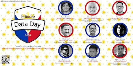 Philippine Data Day 2020 tickets
