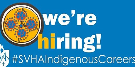 St Vincent's Indigenous Employment Information session - Carseldine tickets