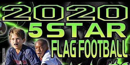 5STAR YOUTH FLAG FOOTBALL