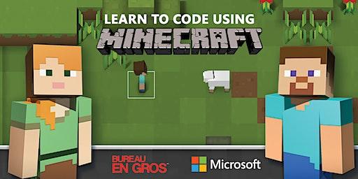 Minecraft - Hour of Code