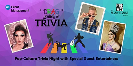 Drag Yourself to Trivia tickets