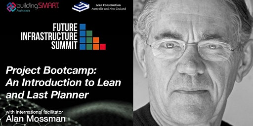2 Day Project Bootcamp: An Introduction to Lean and Last Planner (Brisbane)
