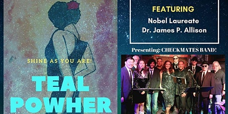 Teal PowHER: Shine As You Are! Ovarcome Gala 2020 tickets