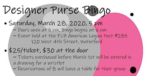 Purse Bingo - Kiwanis Club of Fort LeBoeuf