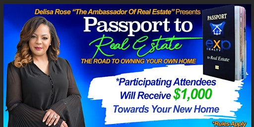 Passport to Homeownership Dallas - $500,000 Giveaway