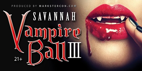 Vampire Ball III (Savannah, GA) tickets