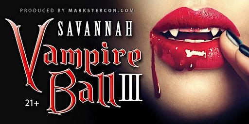 Vampire Ball III (Savannah, GA)