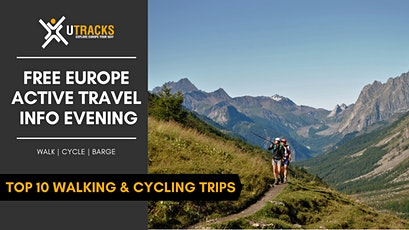 Top Ten Best Walking & Cycling Tours in Europe | Free Canberra tickets