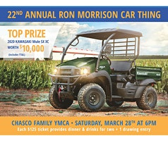 22nd Annual Ron Morrison Car Thing