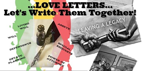 "Black History Month - Love Letters ""Leaving a Legacy"" tickets"