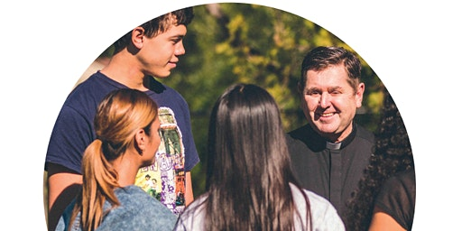 Morning Tea with Father Chris Riley
