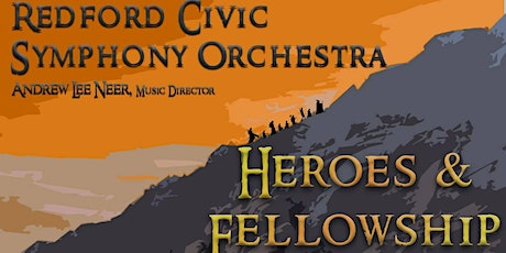 Concert of Heroes & Fellowship tickets