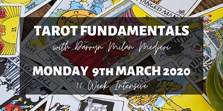 Tarot Fundamentals with Darryn tickets