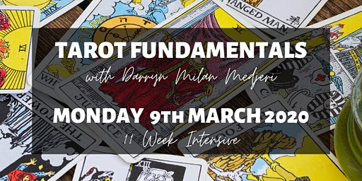 Tarot Fundamentals with Darryn