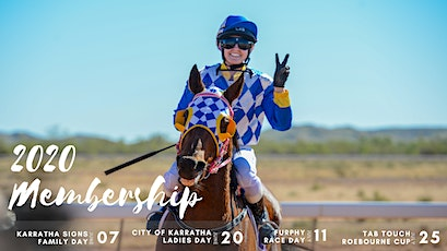 NWJC 2020 Membership | Roebourne Races tickets