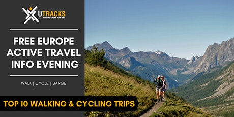 Top Ten Best Walking & Cycling Tours in Europe | Free Perth tickets