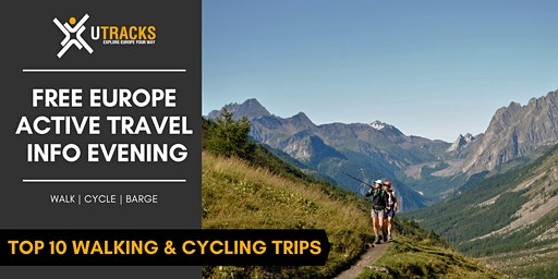 Top Ten Best Walking & Cycling Tours in Europe | Free Perth