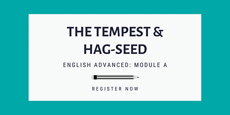HSC English Workshop: The Tempest & Hag-Seed (Module A) tickets